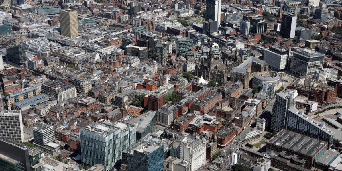 """Manchester's Property Market """"In a League of Its Own"""""""