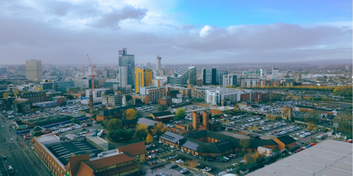 117% Rise in People Moving into Manchester City Centre Apartments