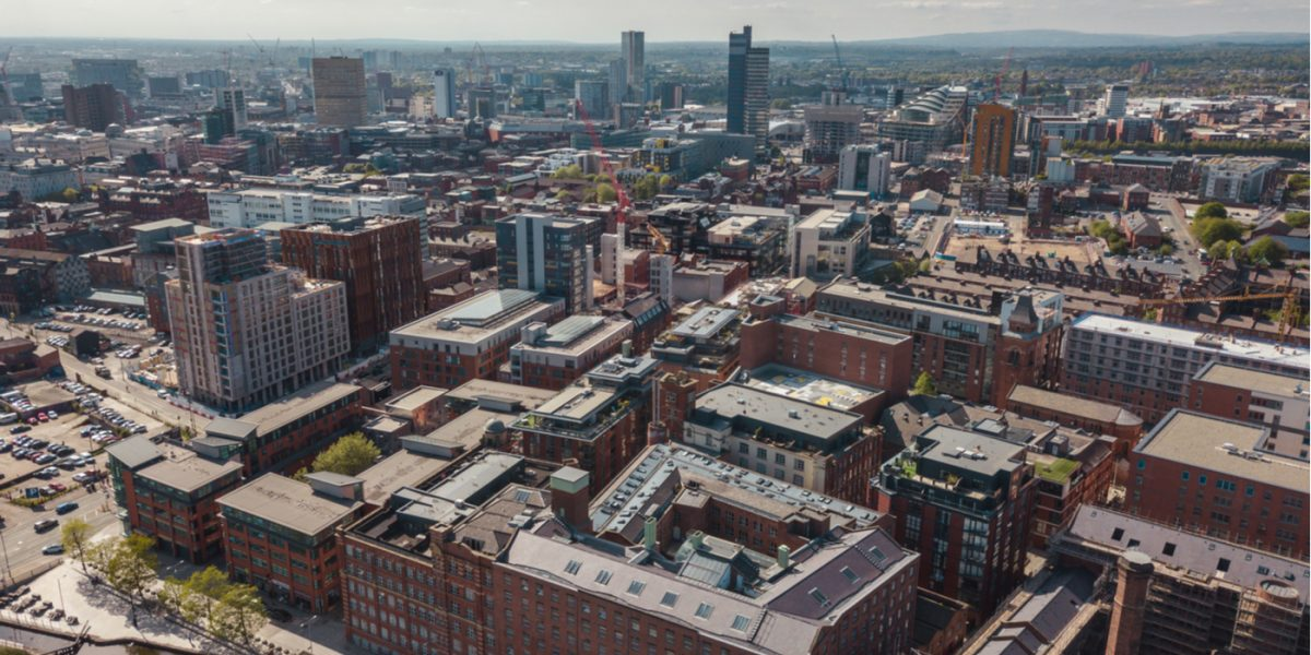 Manchester Once Again Ranked UK's Number One City to Live In