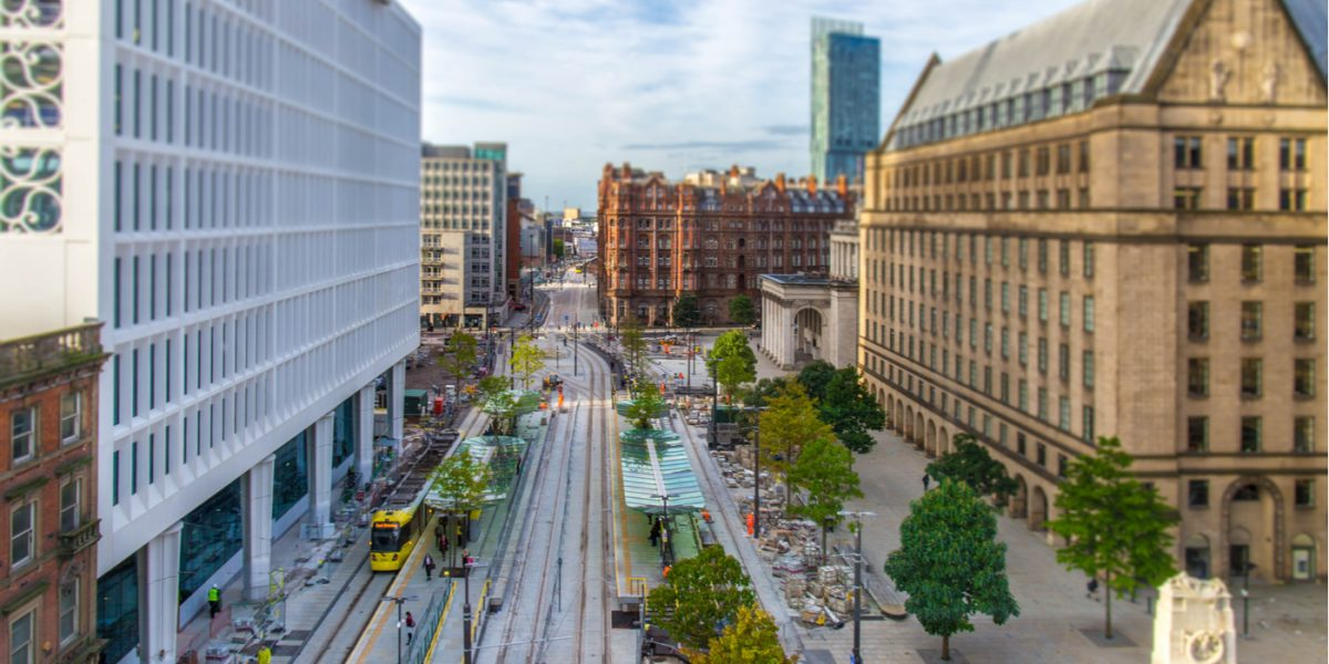 Investment in Manchester Commercial Property Continues to Rise