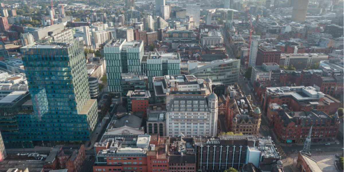 Manchester Economic Growth Larger Than UK and European Union