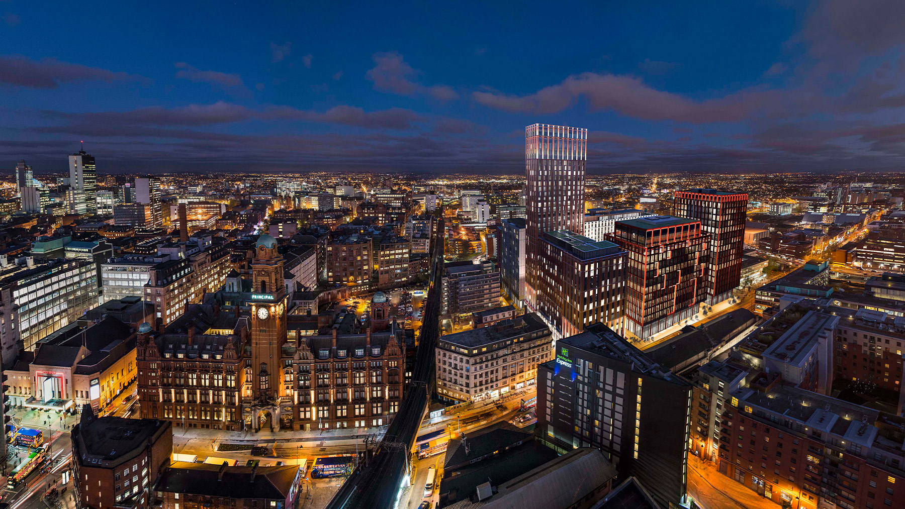 Manchester view