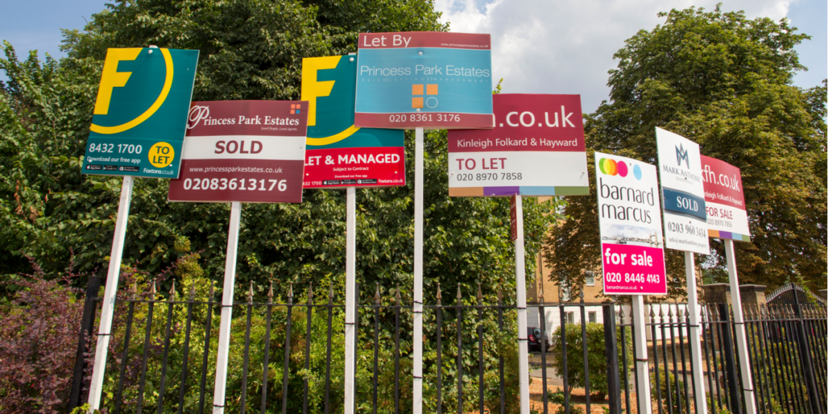 UK Property Prices Surge at Fastest Rate for 2 Years