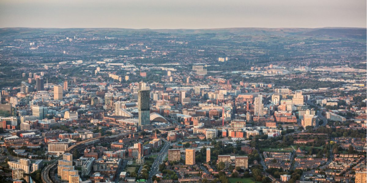 North-West Leads Latest UK Property Price Growth Projections