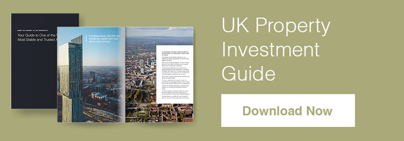 UK Property Investment guide
