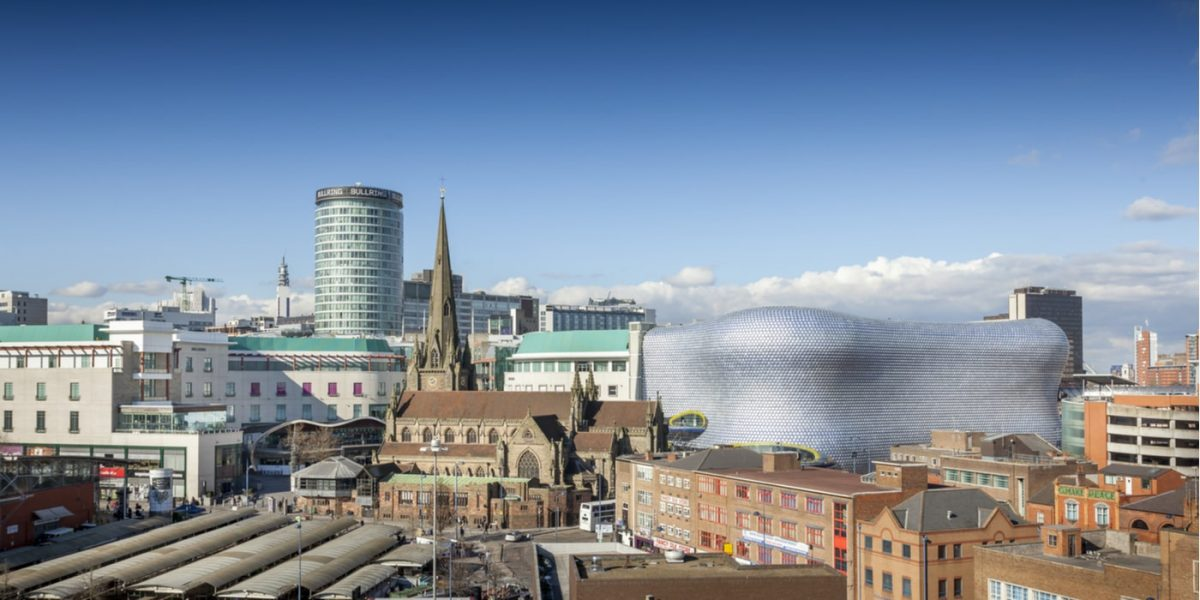 Regional Cities Highlighted In UK Property 5-Year Forecasts