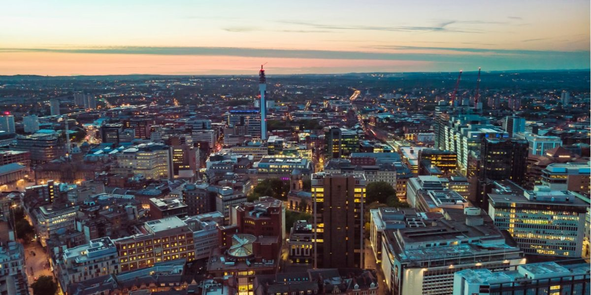 Birmingham Is 2020's UK Property Buying Hotspot