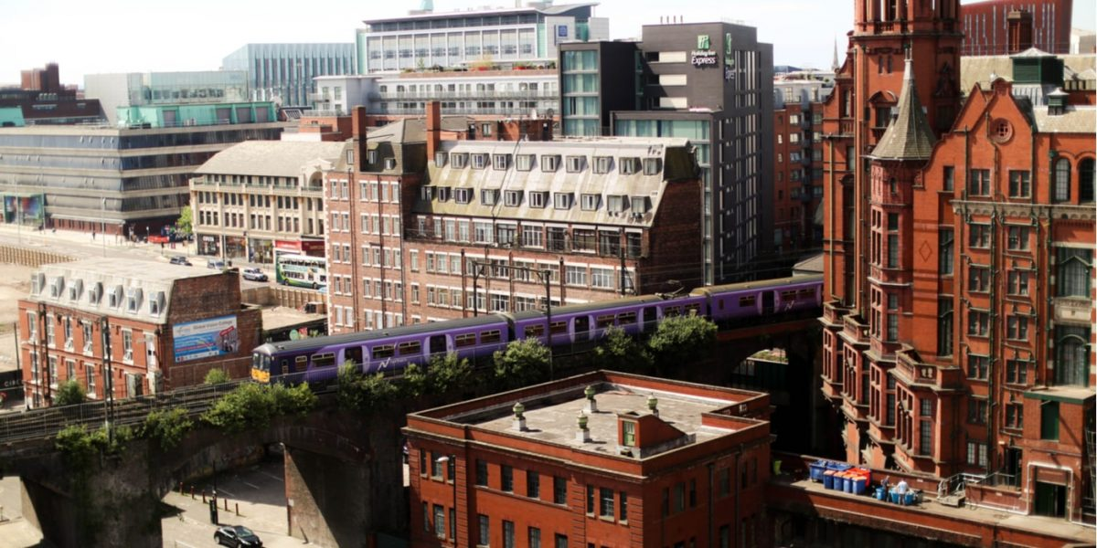 """Manchester a """"Growth City"""" Says Global Real Estate Manager"""